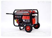 单相220V汽油发电机7000W