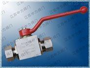 天然气Q21N高压焊接球阀