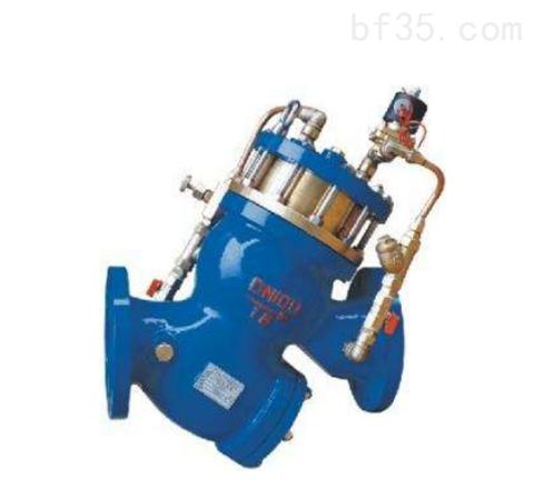 活塞多功能水泵控制阀