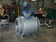 Q347F涡轮式固定球阀