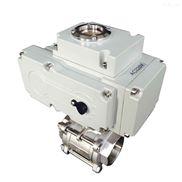 过滤器专用电动内螺纹球阀,电动丝扣球阀