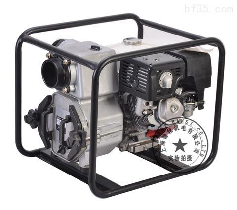 本田汽油机泥浆泵3寸污水泵