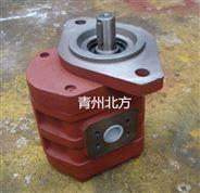 高压齿轮泵CBY2032-2FR四川长江同款