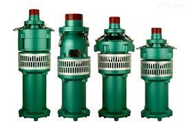 QY100-4.5-2.2三相充油式潜水电泵