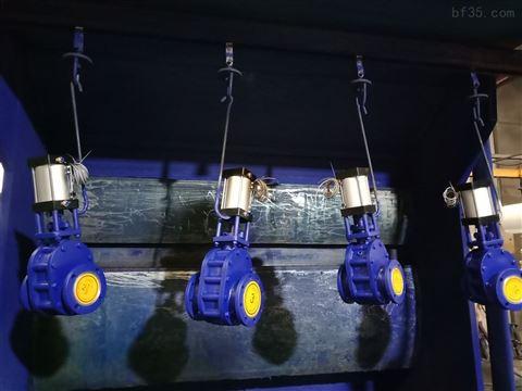 氣動陶瓷平衡閥