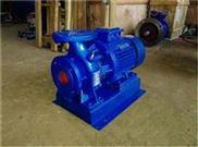 40-200-ISW卧式管道离心泵