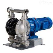 進口不銹鋼電動隔膜泵(美國品牌)美國KHK