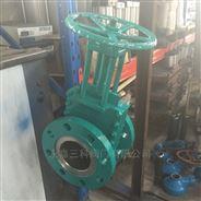 ZSK三片式組合耐磨礦漿閥