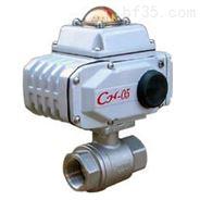 上海標一Q911電動內螺紋球閥