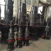 ZLB单级立式潜水轴流泵-轴流泵曲线图