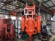 運城挖掘機泥漿泵 液壓吸泥泵 挖機抽渣泵