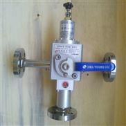 HWA YOUNG CO三通自動換向閥HLX-301A液相自動切換閥