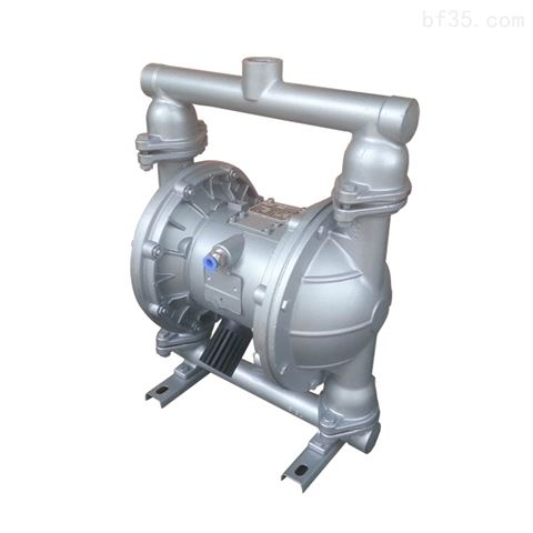 广泉耐腐蚀气动自吸泵铝合金隔膜泵
