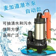 两寸220V排污泵便携式植物灌溉抽水机