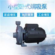 單吸臥式小型旋渦泵