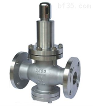 Y42F直接作用弹簧活塞式减压阀