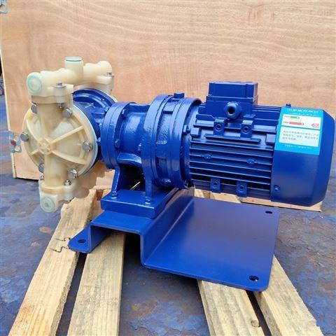 全氟電動隔膜泵