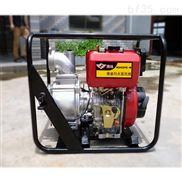廠家直銷4寸柴油機污水泵