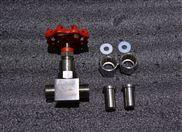 焊接不锈钢针型阀