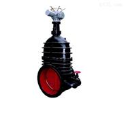 电动煤气闸阀