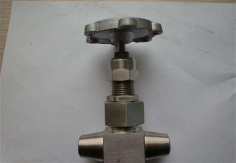 高温高压对焊针型阀