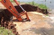 新款挖机液压绞吸式泥浆泵