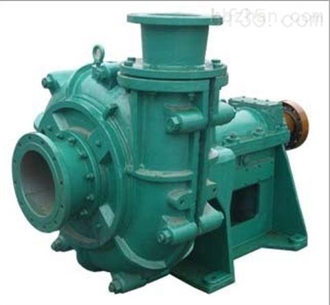 200ZGB耐磨渣浆泵
