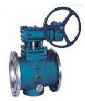 BX343F涡轮保温旋塞阀