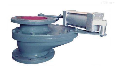 氣動陶瓷旋轉閥
