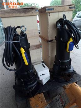 发电厂排污铰刀泵SMPE100-2_功率1.0KW