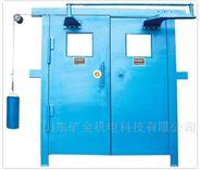 SWM无压风门组成结构-和利隆机电