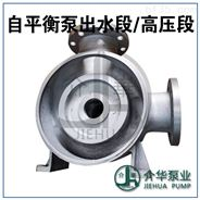 DP155-30 自平衡泵中段 高压段