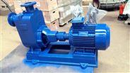 自吸式排污泵耐热耐高温排水泵zw型自吸泵