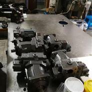 泵车液压维修 力士乐液压泵维修A7VO55LRDS