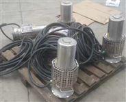 超轻不锈钢反轴流潜污泵