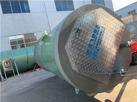 3000x6000污水提升一体化泵站
