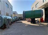 全自动污水提升一体化泵站