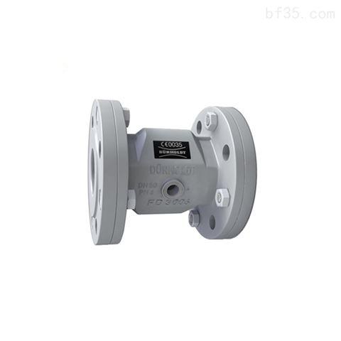 durholdt電動軟管法蘭連接 管夾閥 赫爾納