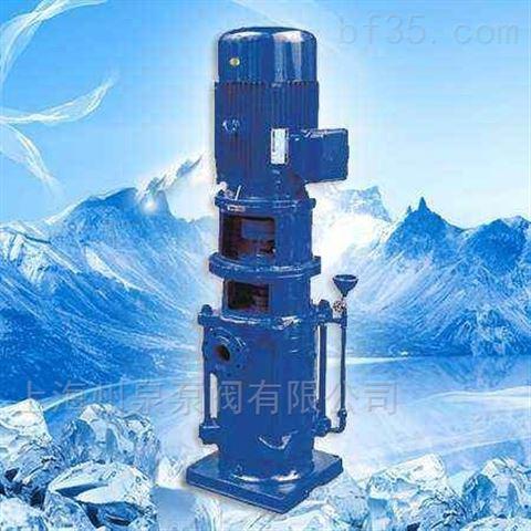 州泉 DL(DLR)型立式多級分段式(熱水)離心泵