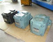 日本YUKEN油研液压叶片泵 电接点压力表