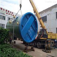玻璃钢一体化泵站型号规格