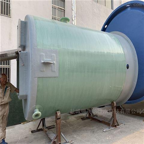 450立方全自動污水一體化提升泵站