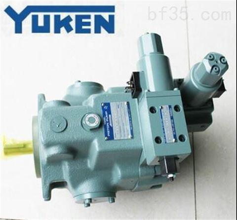日本YUKEN油研外控式压力补偿柱塞泵
