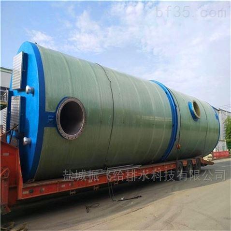 高质量的一体化污水提升泵站厂家