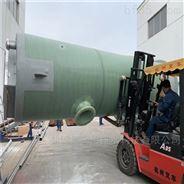 3600*9800米玻璃钢一体化污水提升泵站价格