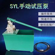 单相管道压力容器测压泵