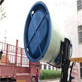昆明玻璃钢筒体一体化排水泵站