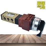 SVFM150-01-34B旋转选择按钮直动手动换向阀