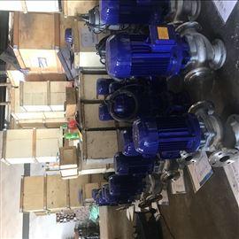 GW型立式排污泵GW型不锈钢无堵塞管道排污泵