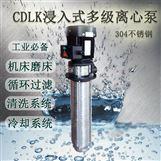 数控加工耐磨喷淋清洗过滤泵车床立式离心泵